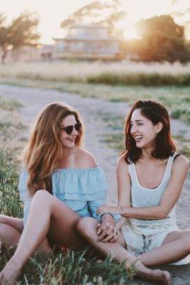 Courtney & Shanni || Isla Vista