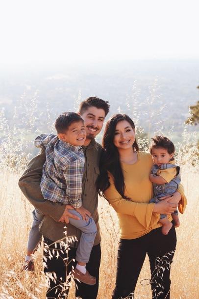 Figueroa Family || El Dorado Hills, CA